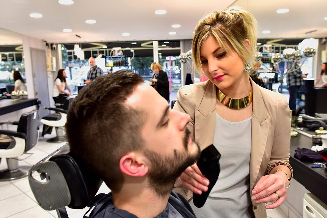 Barbier à l'ancienne bordeaux mérignac