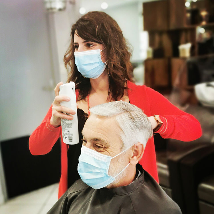 Arlook Salon coiffure Mérignac