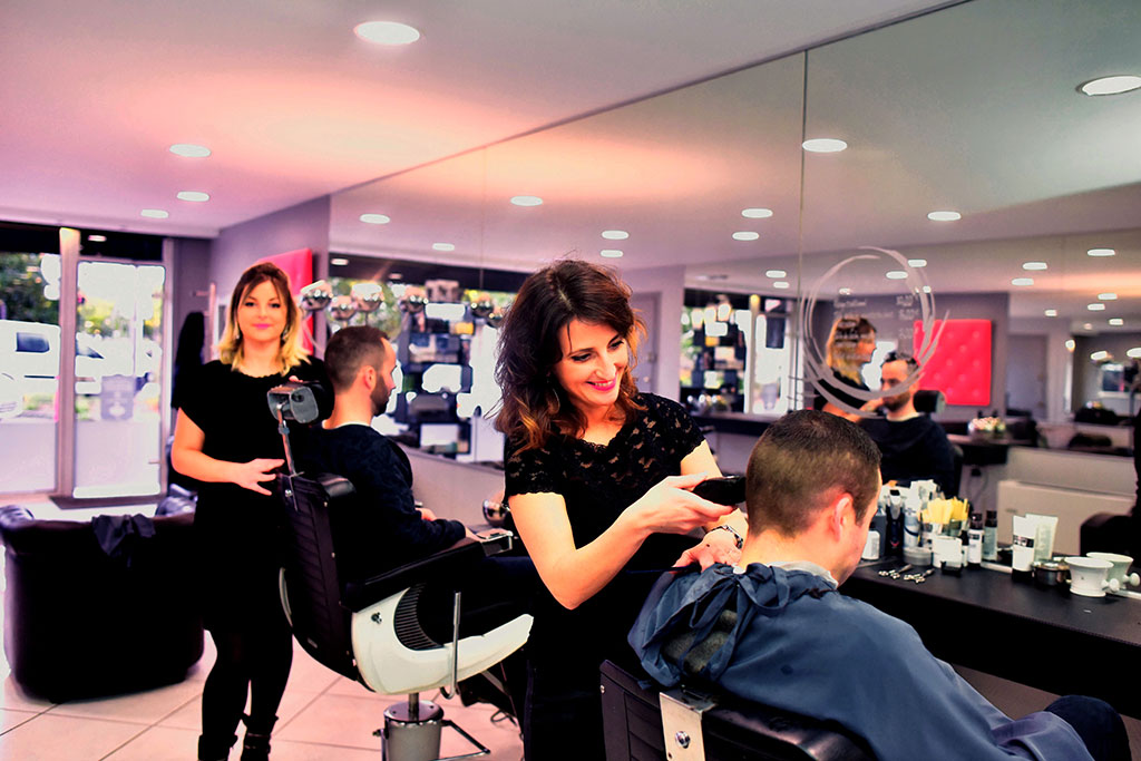 Arlook votre Salon coiffure Mérignac arlac