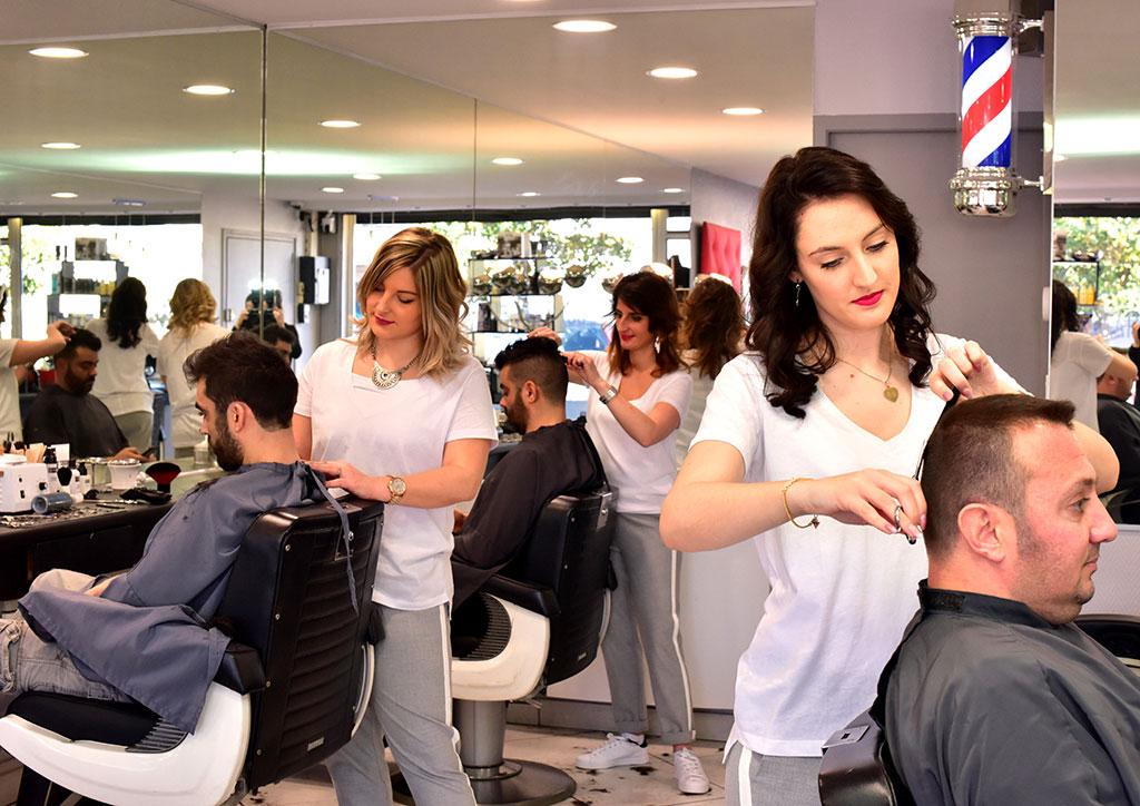 Arlook Salon coiffure homme