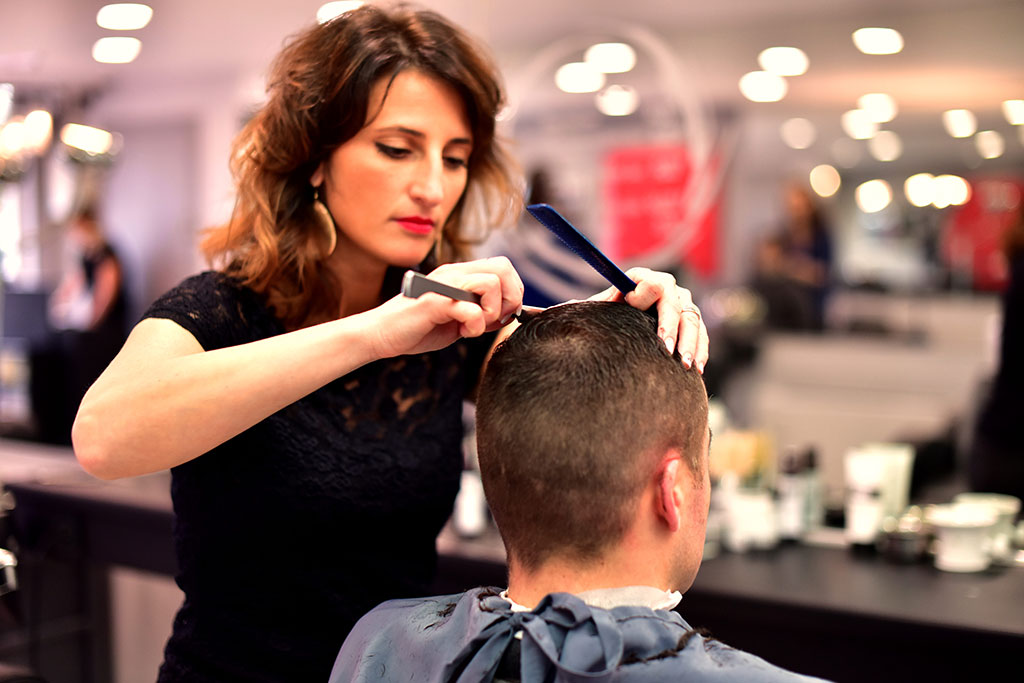 coiffeur homme mérignac